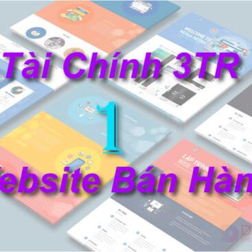 Can bao nhieu tien cho mot website hoan chinh Thiet ke Website D lab