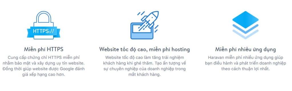 WEBSITE DOANH NGHIEP VOI NHIEU TIEN ICH DAC QUYEN